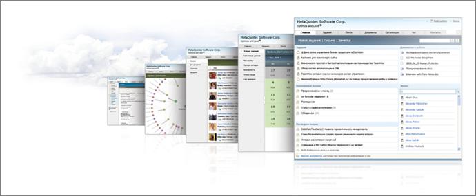 Το TeamWox ως ο ενιαίος φορέας πληροφοριών για την Εταιρεία σας