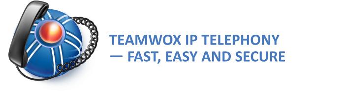 TeamWox IP Telephony