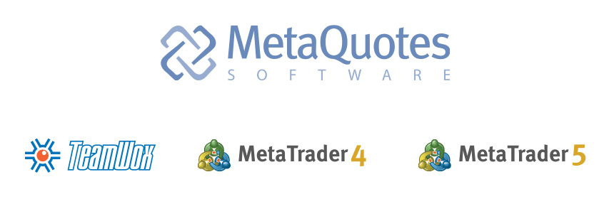 The MetaQuotes' creed is developing the best software for the best companies!